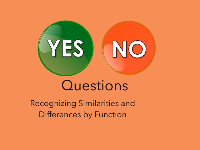 Yes, No Questions #2 by Carol Smith