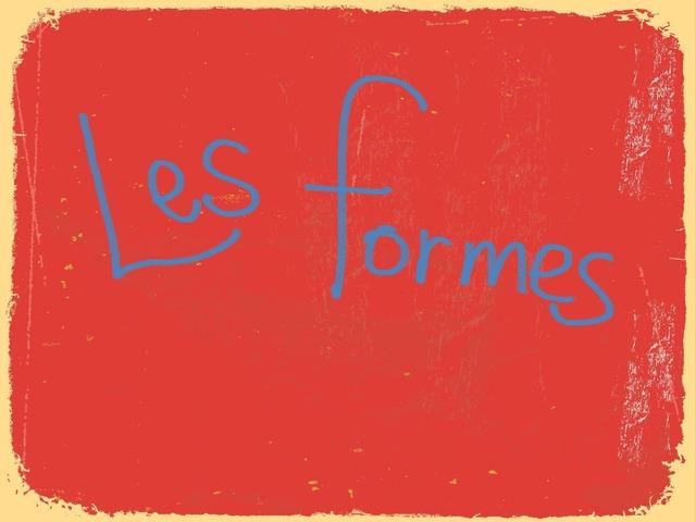 Les formes de Jules by Mélanie Bernier