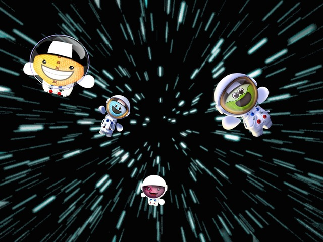 Space Games by marie kirk