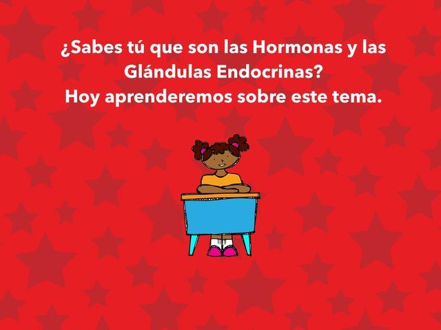 El Sistema Endocrino by Javier Varas Naranjo