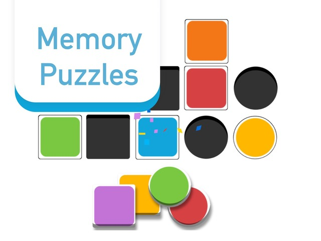 Memory Puzzles by Yogev Shelly