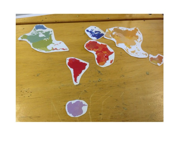 7 Continents by Craig Miller