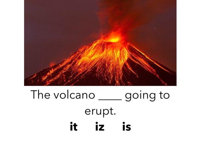 Volcano  by Joy Wilson