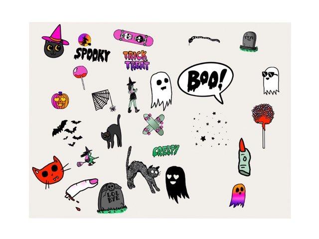 Halloween Nati by Barbi Bujtas