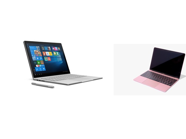 Pc Vs MacBook  by moussa