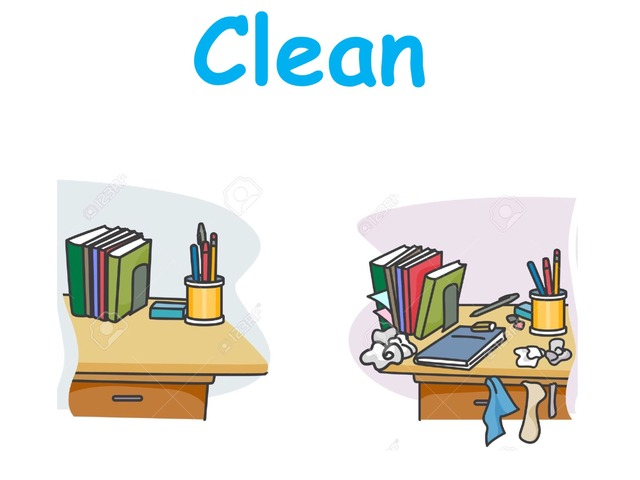 Cleaning Materials by Beverly Ramirez-Roque