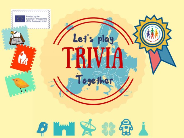 Let's Play Trivia Together by CEIP Bec de l'àguila Erasmus