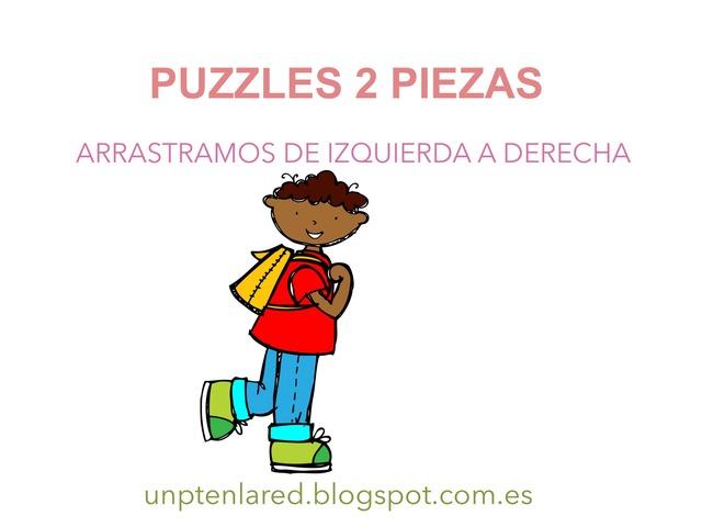 PUZZLES 2 PIEZAS by Jose Sanchez Ureña