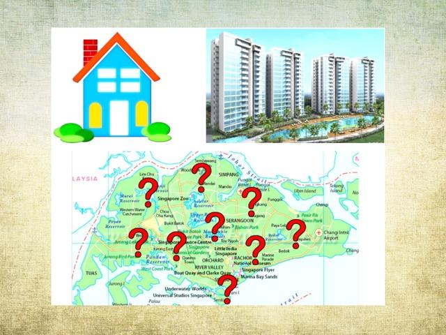 ¿Vives En Una Casa O Condo? ¿Dónde Está? by Señor Reynen