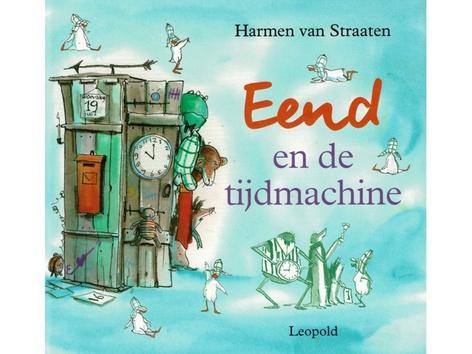 Eend En De Tijdmachine by Janine
