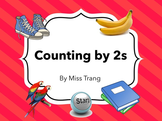 Counting By 2s by Trang Quỳnh