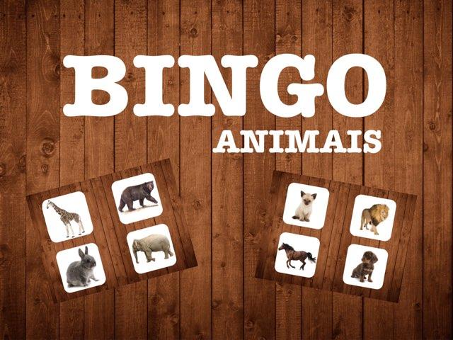 Bingo Animais by ANINHA WILMERS