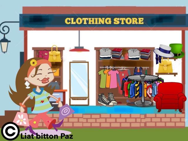 מיון והכללה: בגדים by Liat Bitton-paz