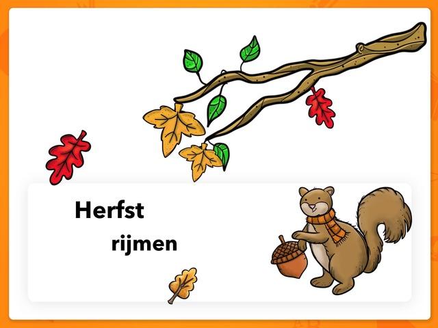Rijmen Herfst by Florine Ham