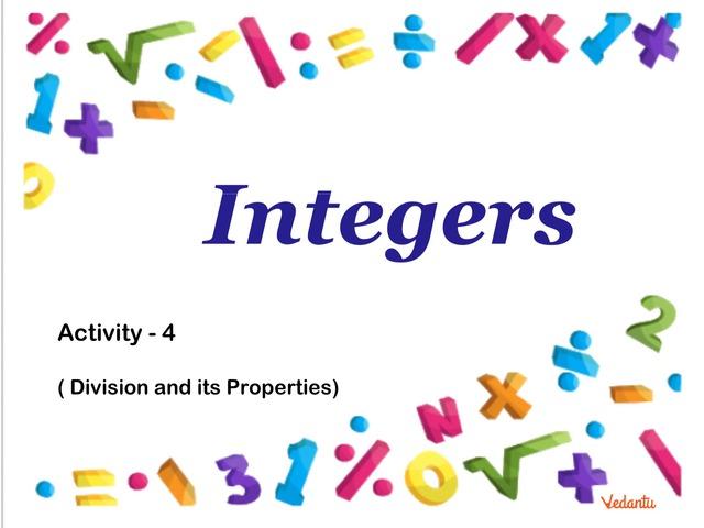 G7 Integers 4 by Pulkit Jain