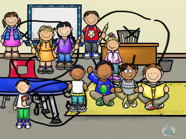 School  by Olyvia Magdalene Foley