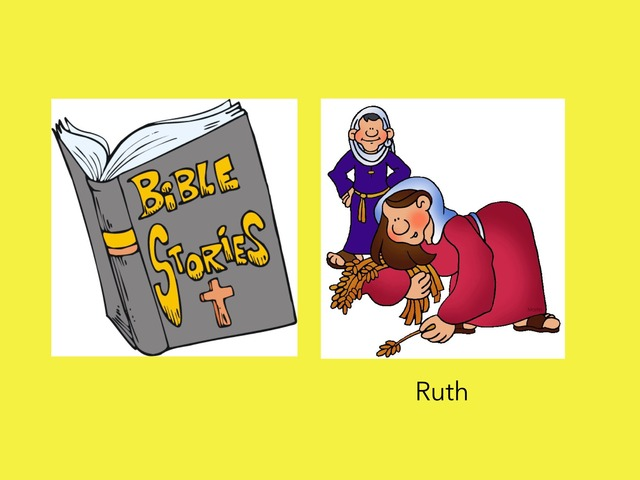 Bible Story Videos: Ruth  by Carol Smith