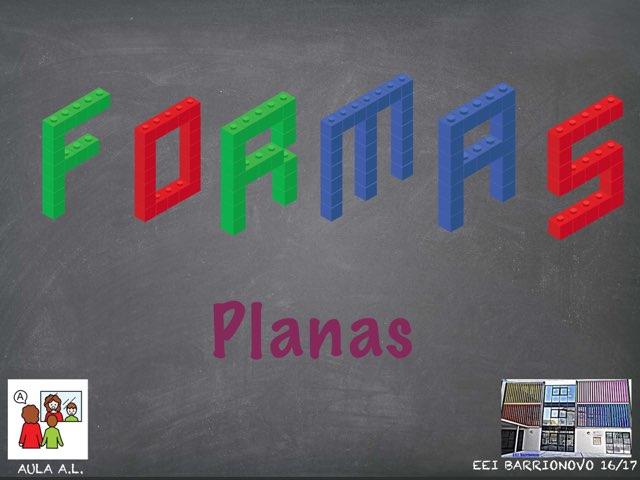 FORMAS PLANAS by Aida Muestra A.L.