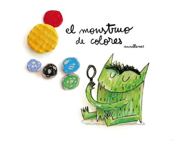 El Monstruo De Colores  by Ceipbalaidos Balaidos