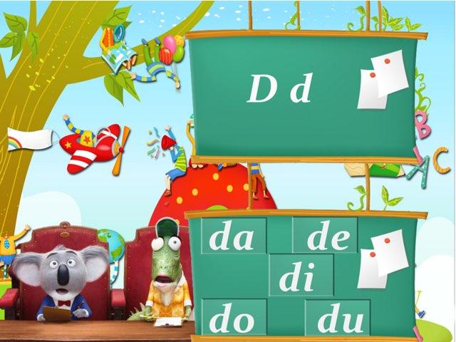 Dictado De Silabas  by Jp Mend
