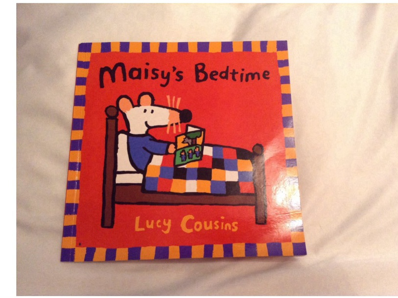 Maisy's Bedtime  by Little Treasures Nursery