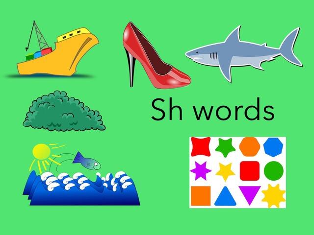 Sh Words by Carol Smith