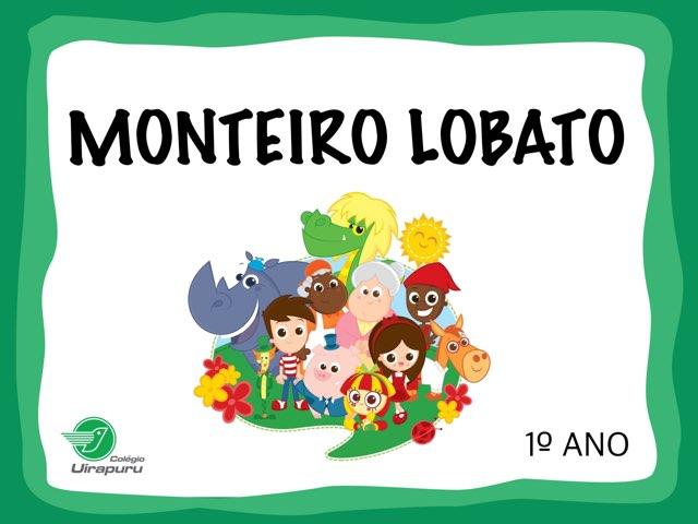 MONTEIRO LOBATO 1º ANO by Fundamental 1 Uirapuru