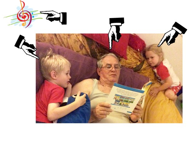 Nagypapa Várunk by Eva Jay