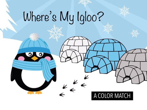 Where's My Igloo? by Cici Lampe