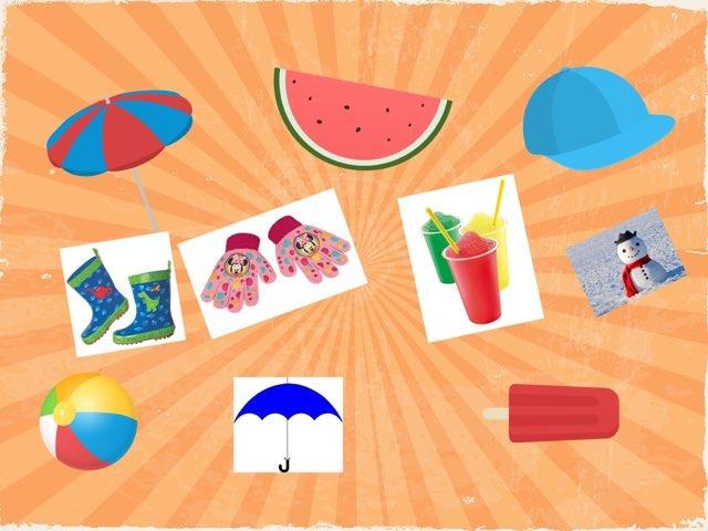 מה שייך לקייץ? by Elit Tamir
