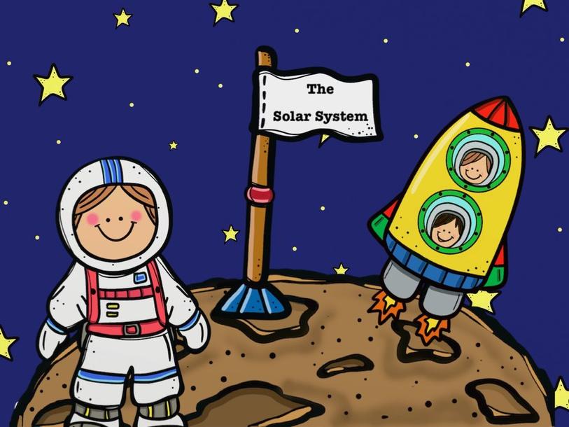 The Solar System by Primaria Interattiva