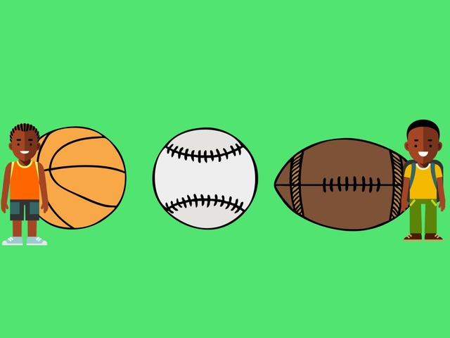 Tap The Sports by Ruby McClellan