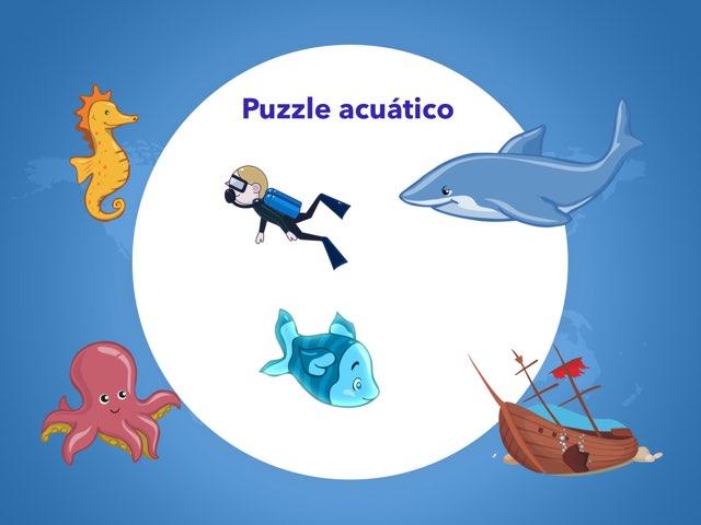 Puzzle Acuático  by Paula Villalba Martínez