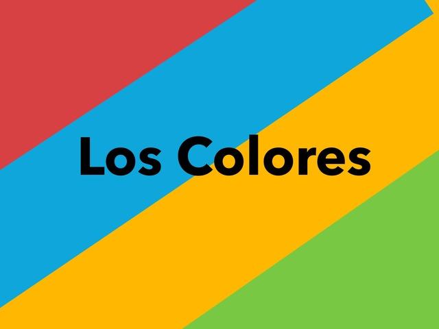 Los 4 Colores Principales by Johanna Mejias