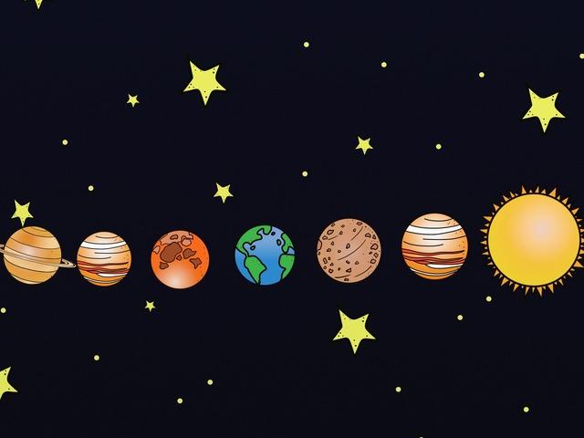 المجموعة الشمسية by سدين بندر بخاري