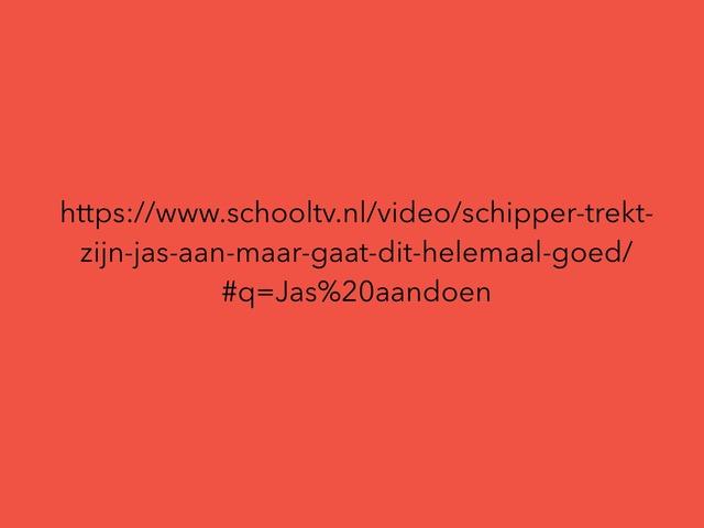 Jas aandoen by Dagmar Depuydt