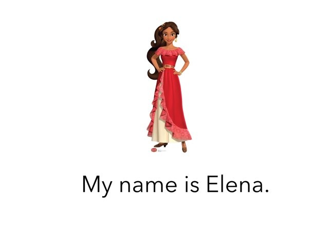 Elena of Avalor by Joy Wilson