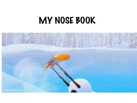 My Nose Book by Teresa Grimes