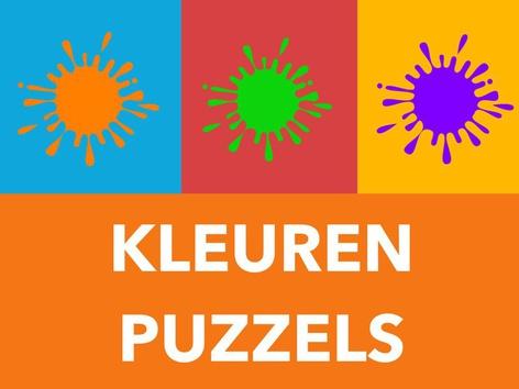 Kleurenpuzzels by Puzzle Land