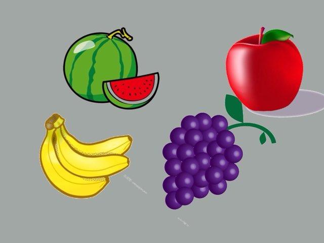找水果 by yan hong