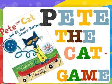 PETE THE CAT by Claudia Sawada