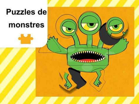 Puzzles de monstres by Mr. Puzzlez