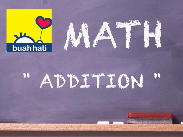 Addition - Math (1,2,3) by Gundala Petir