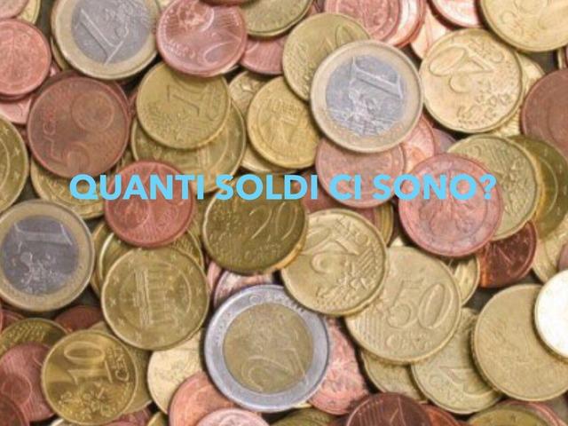 Contiamo i soldi - Euro by Michela Martelli