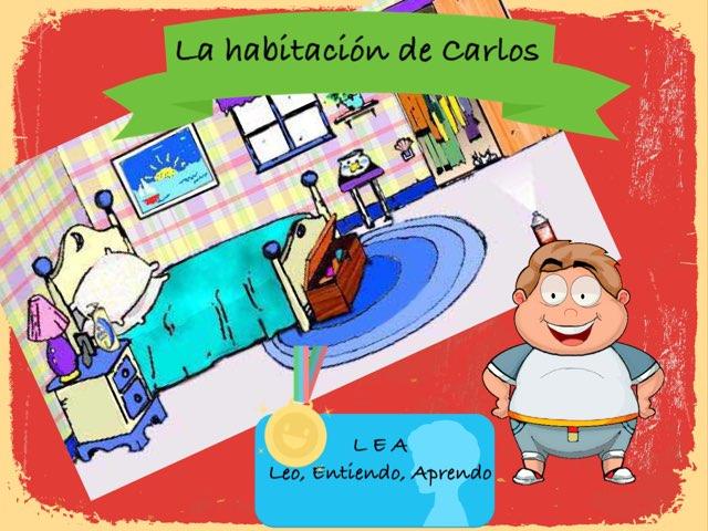 La habitación de Carlos by Patricia Charris Perez