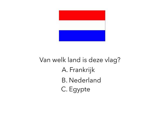 Vlaggen Quiz by Marijn van Lieshout