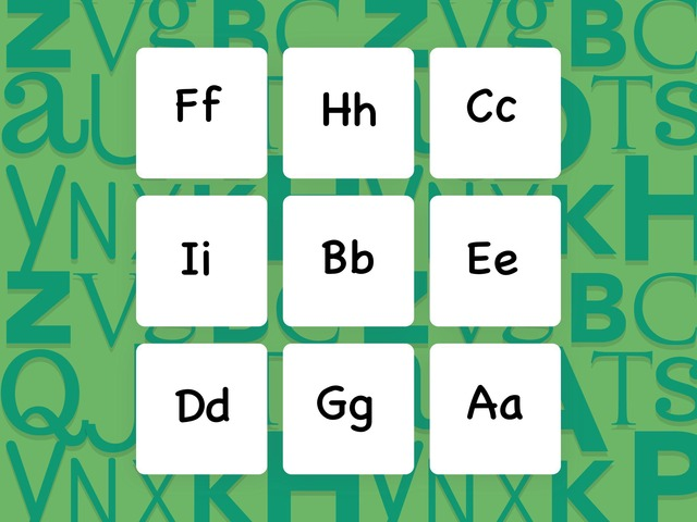 Les sons de l'alphabet by Sara Koene