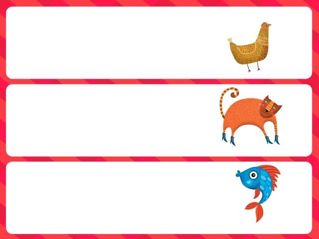 تعرف على اسم الحيوان by Sarah Alali