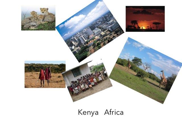 Kenya - Addison by FarBrook School