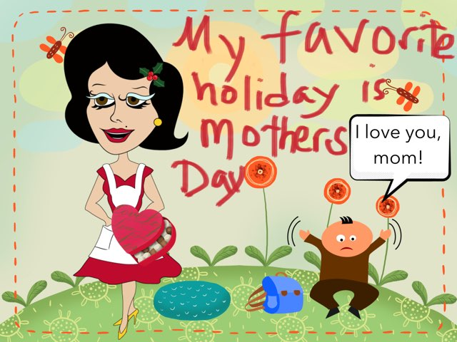 Mother And Fathers Day! by Janet Robles